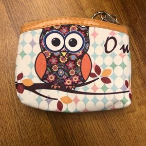 """Accessories - Owl Colorful Coin Purse 4"""""""